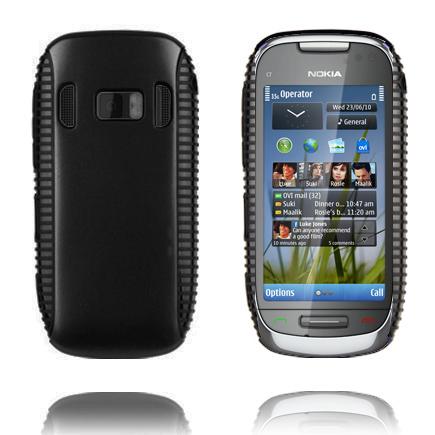 Quadro Ultra (Svart) Nokia C7 Skal