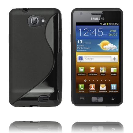 S-Line (Svart) Samsung Galaxy Z Skal