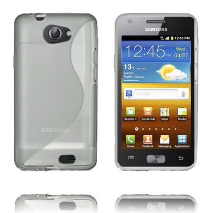 S-Line Transparent (Grå) Samsung Galaxy Z Skal