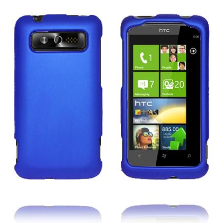 SlimCase Snap-On (Blå) HTC 7 Trophy Skal
