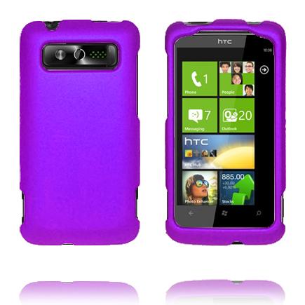 SlimCase Snap-On (Lila) HTC 7 Trophy Skal