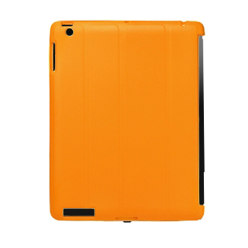 Smart Back-Cover (Orange) iPad 2 Silikonskal