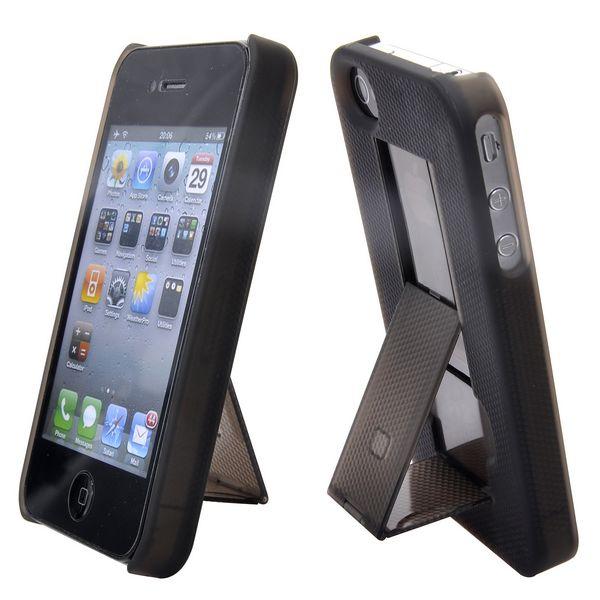 Smart Stativ (Grå) iPhone 4/4S Skal