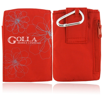 SmartPhone City Bag (Röd) Mobilpåse