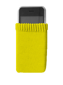 SmartPhone Color Sock (Gul)