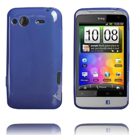 Mjukskal (Blå) HTC Salsa Skal
