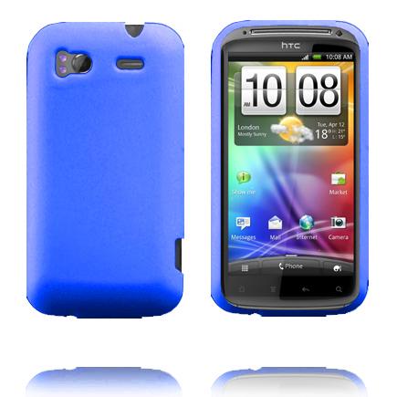 Mjukskal (Blå) HTC Sensation Silikonskal