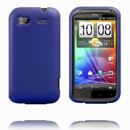 Mjukskal (Mörkblå) HTC Sensation Silikonskal