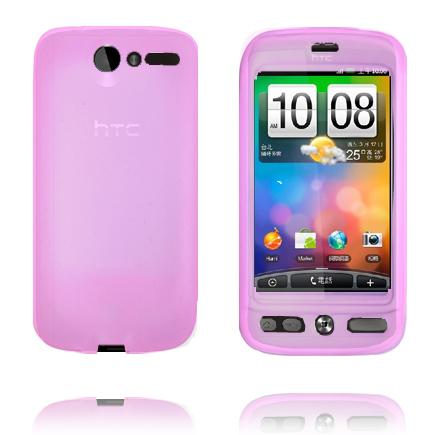 Mjukskal (Ljusrosa) HTC Desire G7 Skal