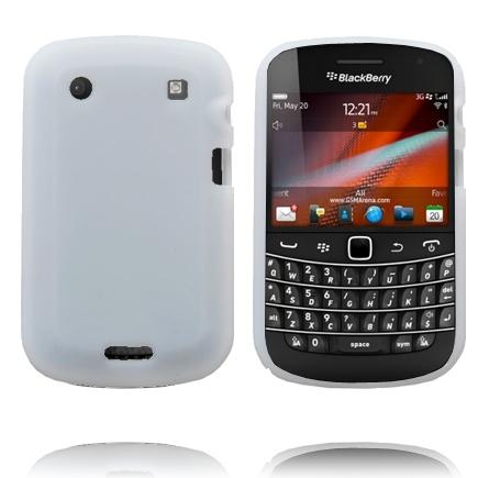 Mjukskal (Vit) BlackBerry Bold Skal