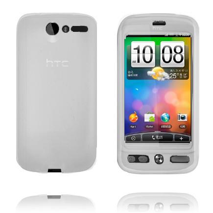 Mjukskal (Vit) HTC Desire G7 Skal