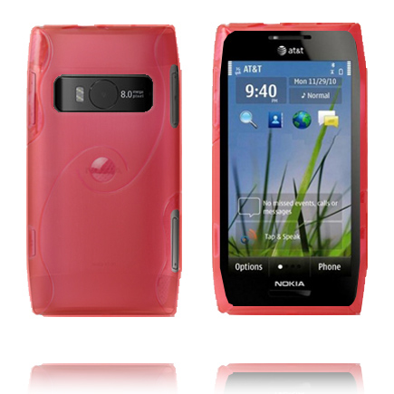 Storm (Röd) Nokia X7 Skal