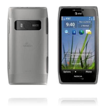 Storm (Transparent) Nokia X7 Skal