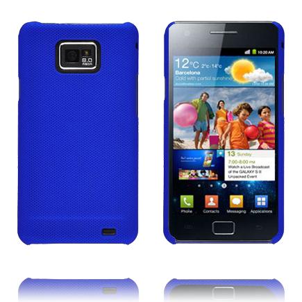 Supra (Blå) Samsung Galaxy S2 Skal