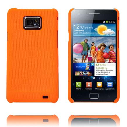 Supra (Orange) Samsung Galaxy S2 Skal