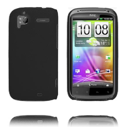 Supreme (Svart) HTC Sensation Skal