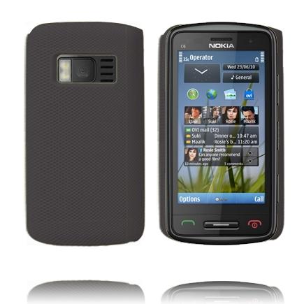 Supreme (Svart) Nokia C6-01 Skal