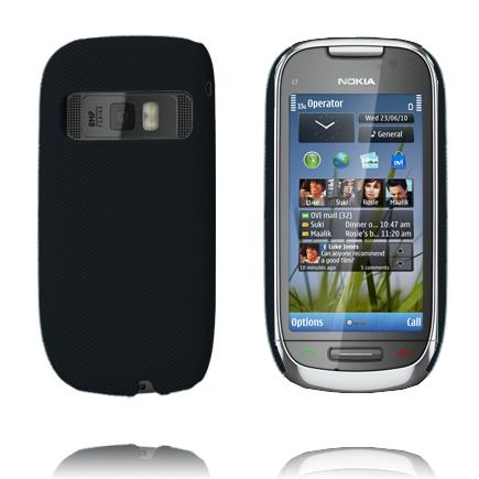 Supreme (Svart) Nokia C7 Skal