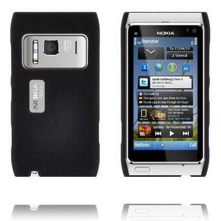 Supreme (Svart) Nokia N8 Skal