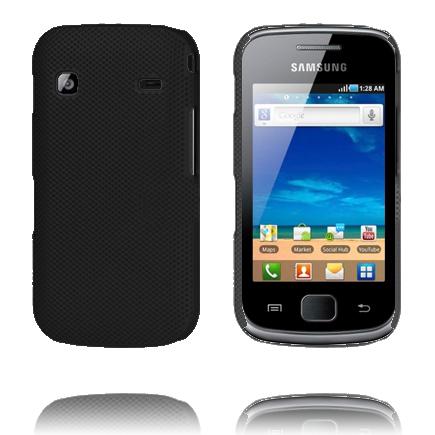 Supreme (Svart) Samsung Galaxy Gio Skal