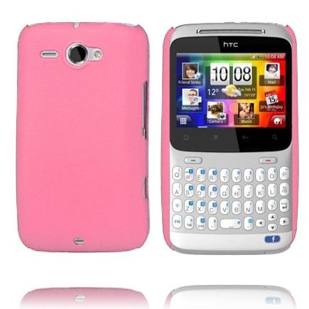 Supreme (Ljusrosa) HTC ChaCha Skal