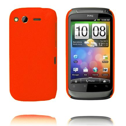 Supreme (Orange) HTC Desire S Skal