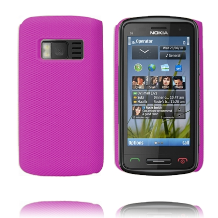 Supreme (Lila) Nokia C6-01 Skal