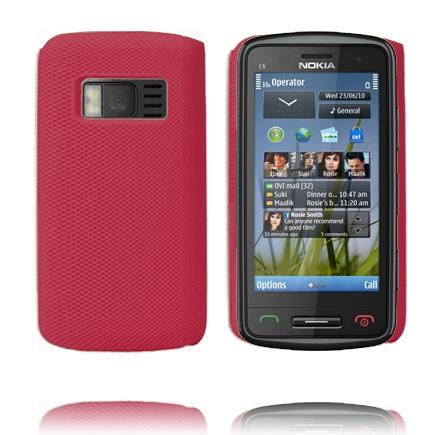 Supreme (Röd) Nokia C6-01 Skal
