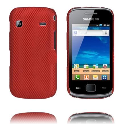 Supreme (Röd) Samsung Galaxy Gio Skal