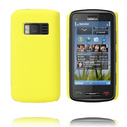 Supreme (Gul) Nokia C6-01 Skal