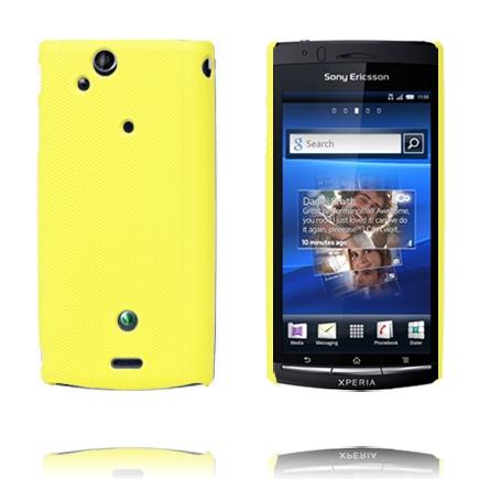 Supreme (Gul) Sony Ericsson Xperia Arc Skal