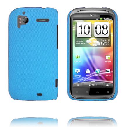 Supreme (Ljusblå) HTC Sensation Skal