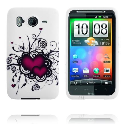 Symphony (Två Hjärtan) HTC Desire HD Skal
