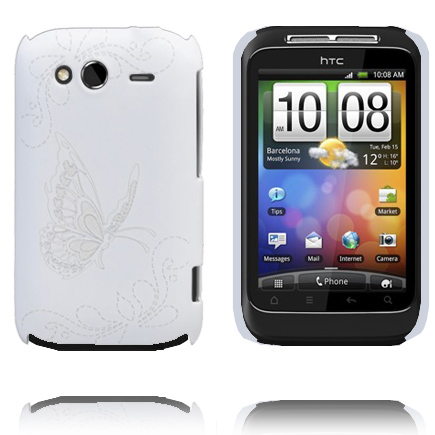Joy (Vit) HTC Wildfire S Skal