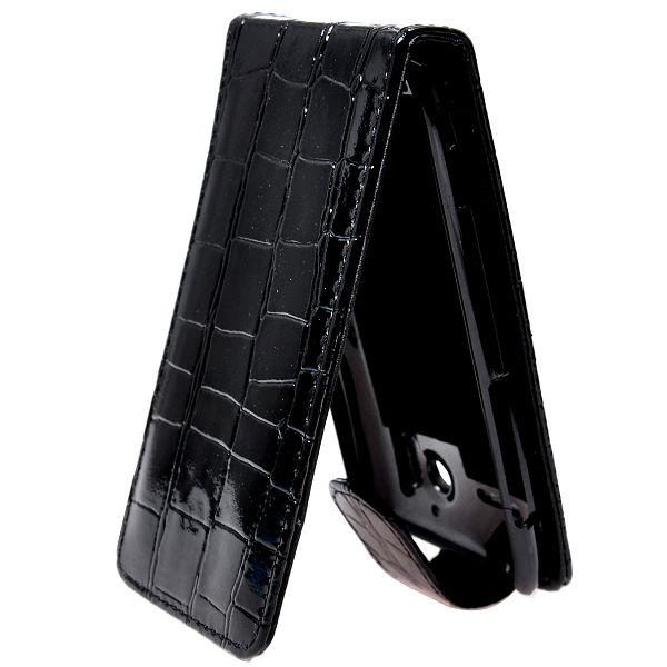 Raptor HTC ChaCha Läderfodral (Svart)