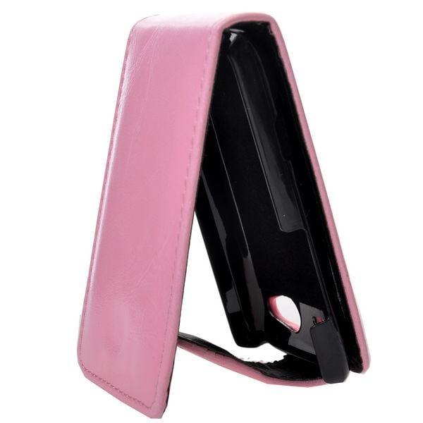 HTC Salsa Läderfodral (Rosa)