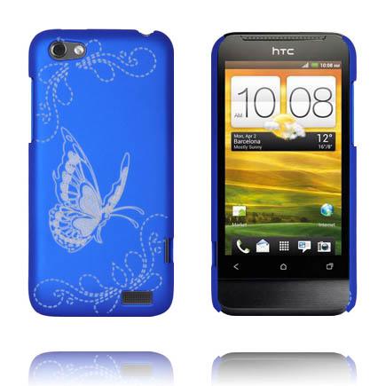 Joy (Blå) HTC One V Skal