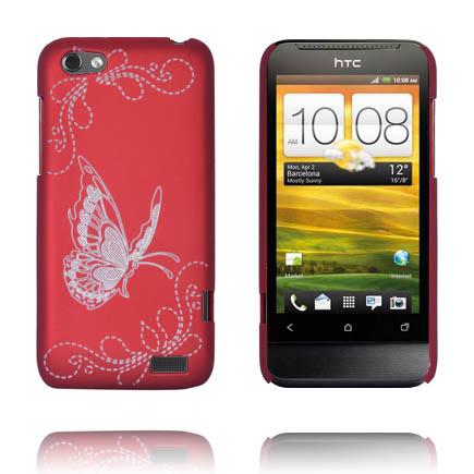 Joy (Röd) HTC One V Skal