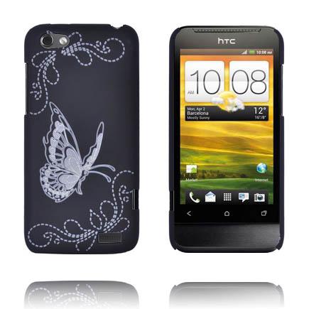 Joy (Svart) HTC One V Skal
