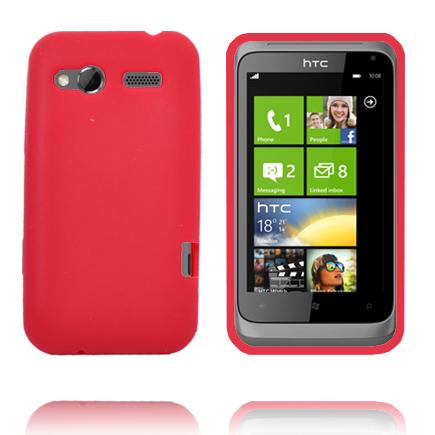Mjukskal (Röd) HTC Radar Skal