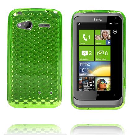 Cubes (Grön) HTC Radar Skal