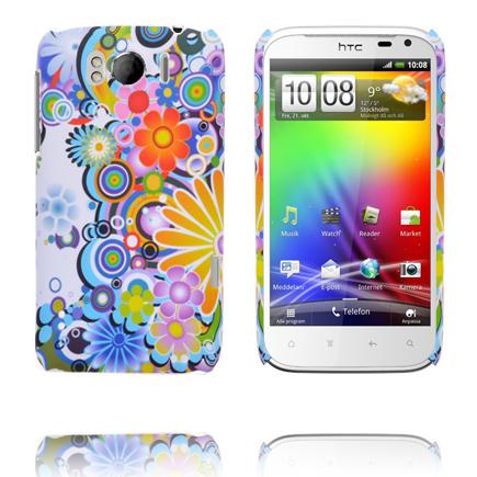 Valentine (Regnbågescirklar) HTC Sensation XL Skal