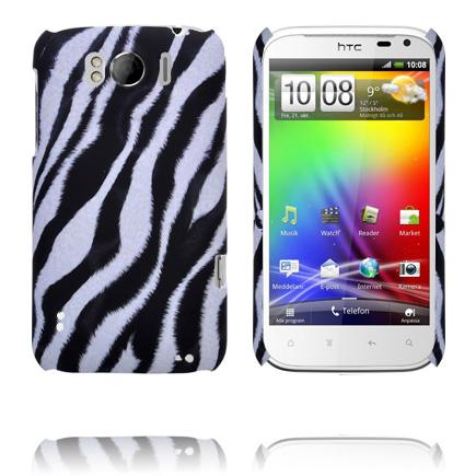 Safari Fashion (Diagonal Zebra) HTC Sensation XL Skal