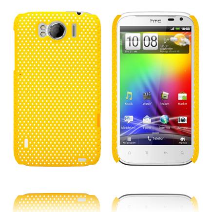 Atomic (Gul) HTC Sensation XL Skal