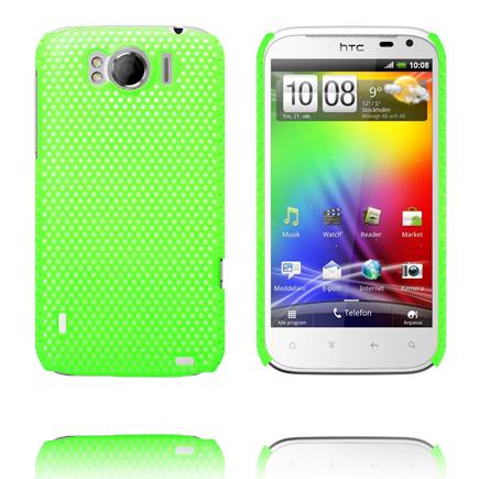 Atomic (Grön) HTC Sensation XL Skal