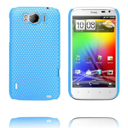 Atomic (Ljusblå) HTC Sensation XL Skal