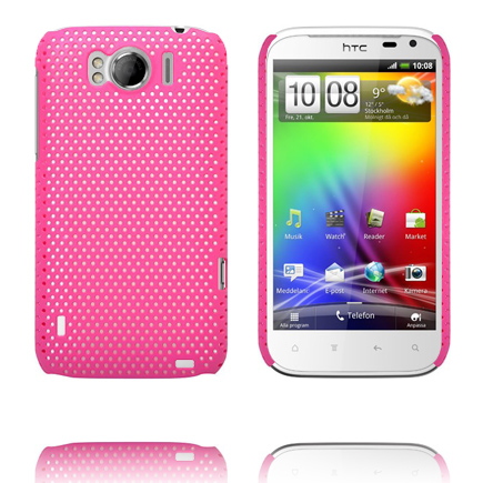 Atomic (Rosa) HTC Sensation XL Skal