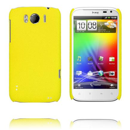 Supra (Stark Gul) HTC Sensation XL Skal