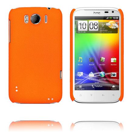 Supra (Orange) HTC Sensation XL Skal