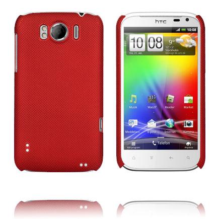 Supra (Röd) HTC Sensation XL Skal